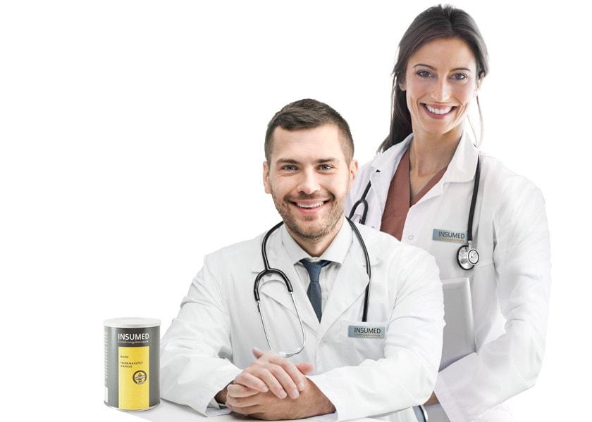 Ärzte sind Insumed Berater