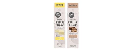INSUMED BESTFORM Protein-Riegel