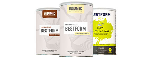 Produktabbildung INSUMED BESTFORM Protein-Shake