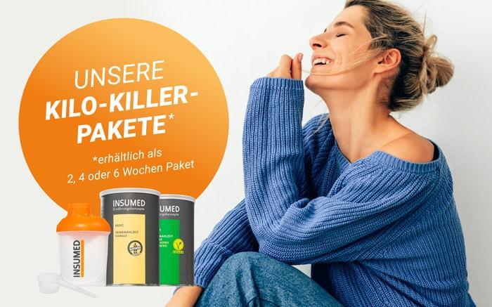 Aktion Kilo-Killer-Paket