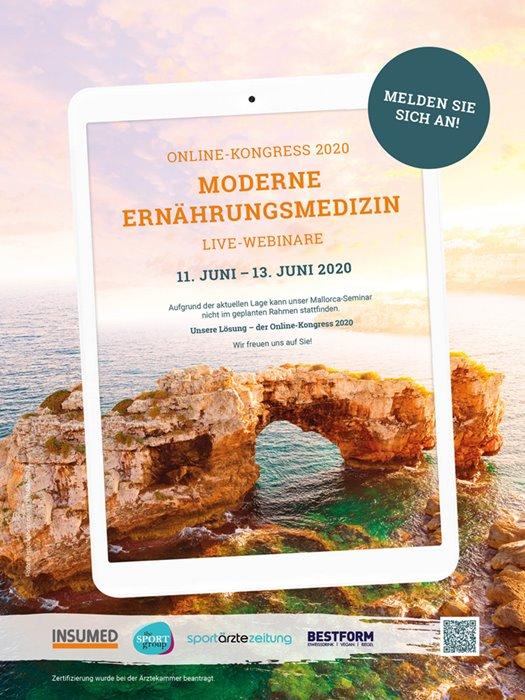 Webinar Mallorca - Anzeige